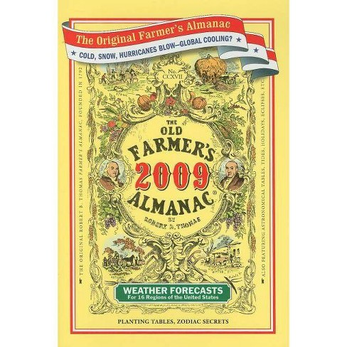 The Old Farmer's Almanac - (Old Farmer's Almanac (Hardcover)) 217 Edition (Hardcover) - image 1 of 1