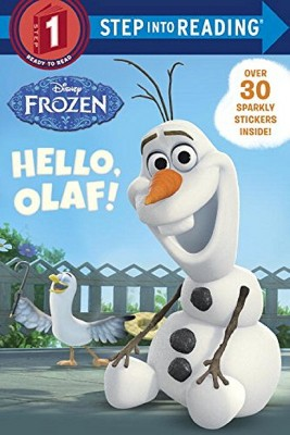 Hello Olaf! ( Step Into Reading Step 1: Frozen) (Paperback) by Andrea Posner-Sanchez