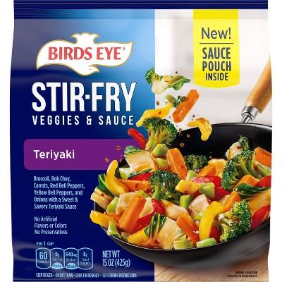 Birds Eye Frozen Teriyaki Stir-Fry Vegetables - 15oz
