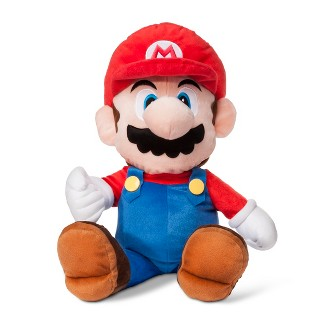 Nintendo Mario Throw Pillow