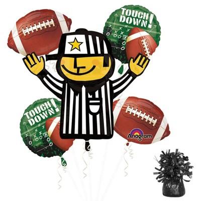 Birthday Express Football Party Balloon Kit
