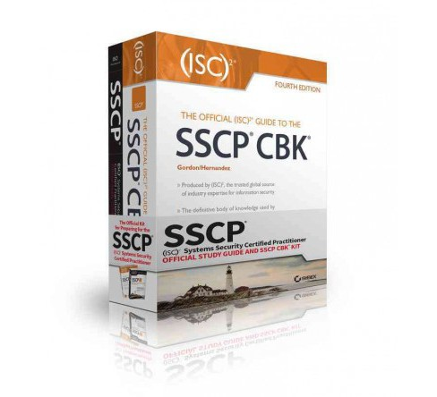 SSCP (ISC)2 Systems Security Certified Practitioner and SSCP CBK Kit (Paperback) (George B. Murphy) - image 1 of 1