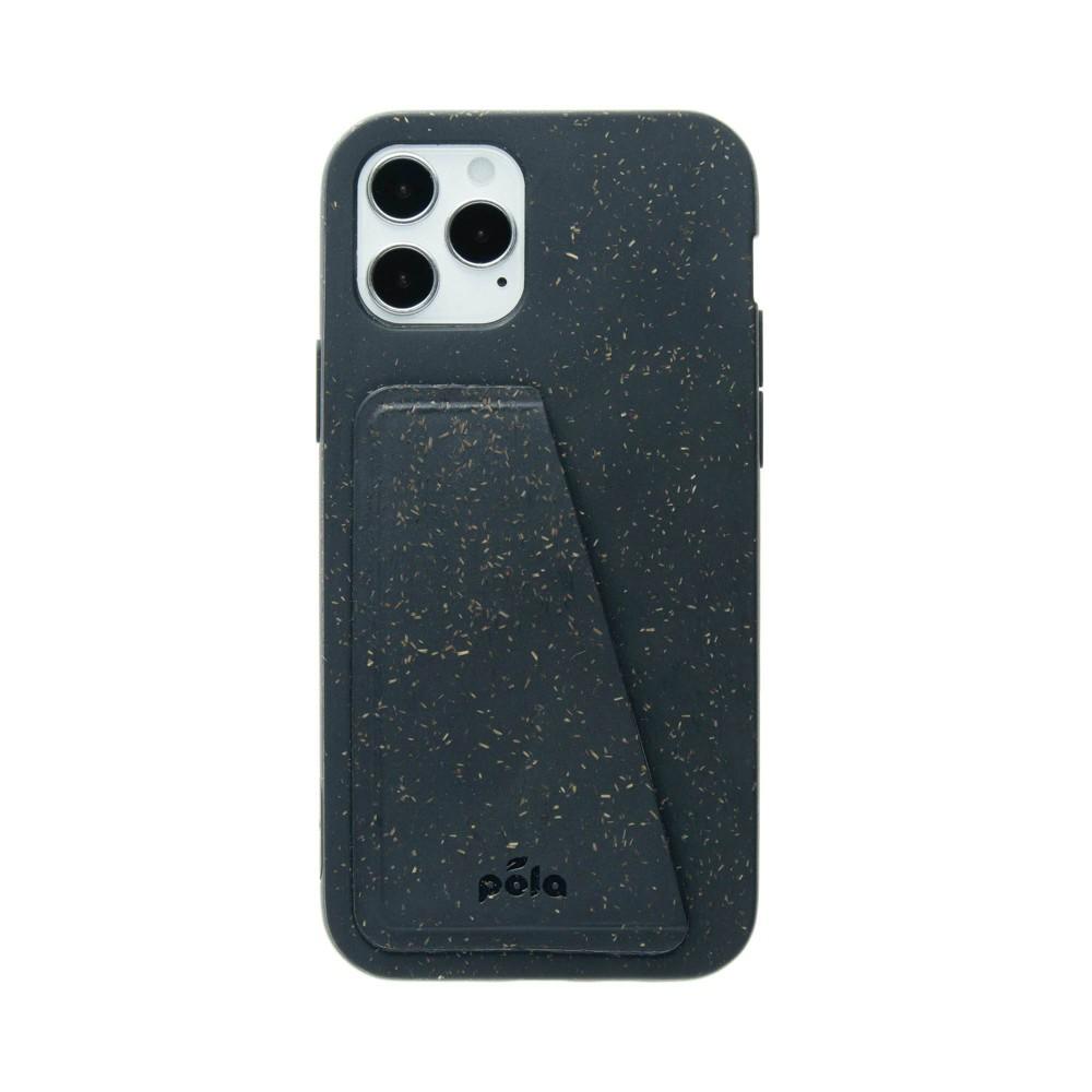 Pela Apple Iphone 12 Pro Max Eco Friendly Wallet Case Black