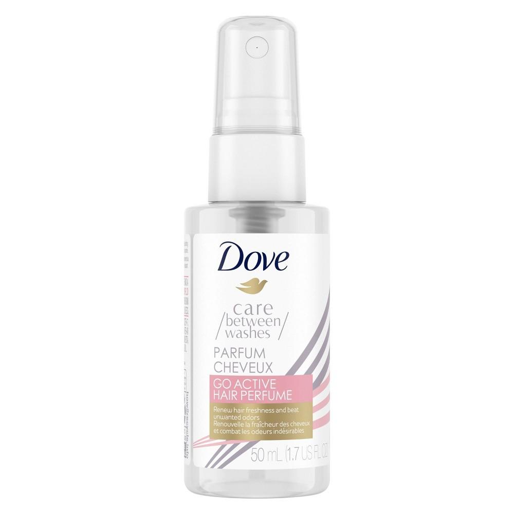 Image of Dove Beauty Go Active Hair Perfume - 1.7oz