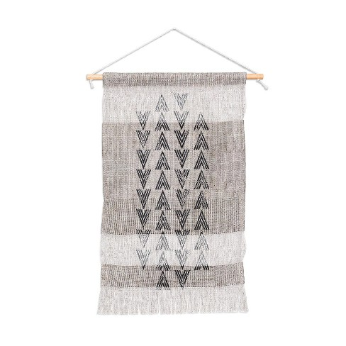 Holli Zollinger French Tri Arrow Wall Hanging Portrait Buff Beige - Deny Designs - image 1 of 1