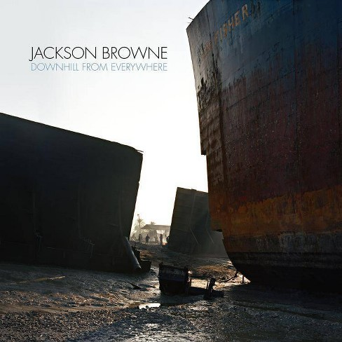 Jackson Browne - Downhill From Everywhere (CD) - image 1 of 1
