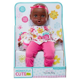 Honestly Cute Feed My Baby Feature Doll