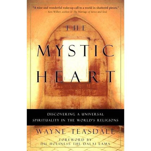 The Mystic Heart - by  Wayne Teasdale (Paperback) - image 1 of 1