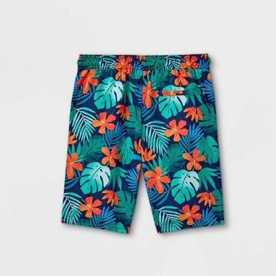 Details about  /Cat Jack Baby Boy Swim Shorts Trunk Surf 3 6 Months NWT Teal Summer Target Beach