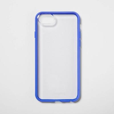 heyday™ Apple iPhone SE (2nd gen)/8/7/6s/6 Case - Bright Blue