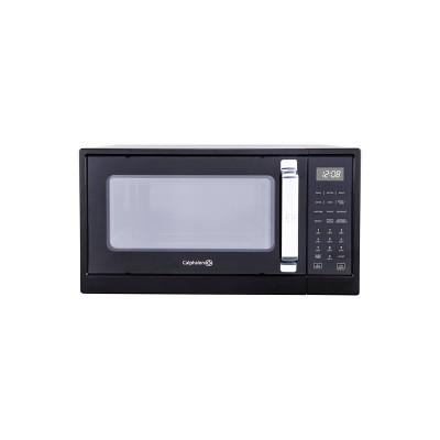 Calphalon 1.3 cu ft 1000W Air Fry Microwave Oven - Black