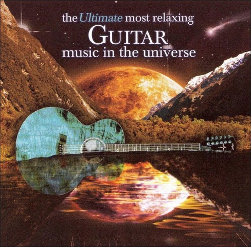 Various - Ultimate most relaxing guitar music i (CD) - image 1 of 1