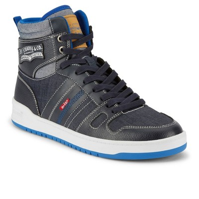 Levi's Mens 521 BB Hi Chm UL Hightop Sneaker Shoe