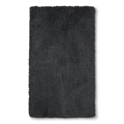 Solid Bath Rug Molten Lead - Fieldcrest®