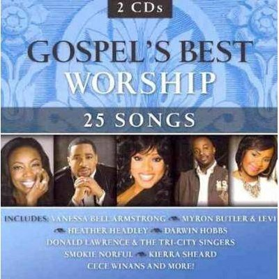 Various Artists - Gospel's Best Worship (CD)