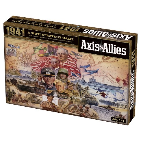 1941: Axis & Allies Board Game - image 1 of 1