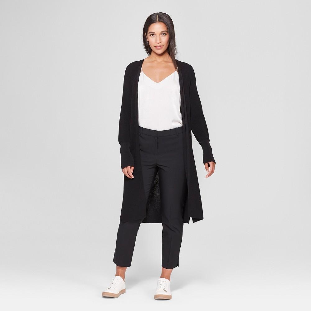 Women's Long Sleeve Cardigan - Prologue Black XL