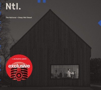 The National - Sleep Well Beast (With Target Exclusive Patch) (CD)