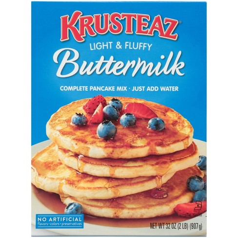 Krusteaz Buttermilk Pancake Mix - 32oz - image 1 of 3