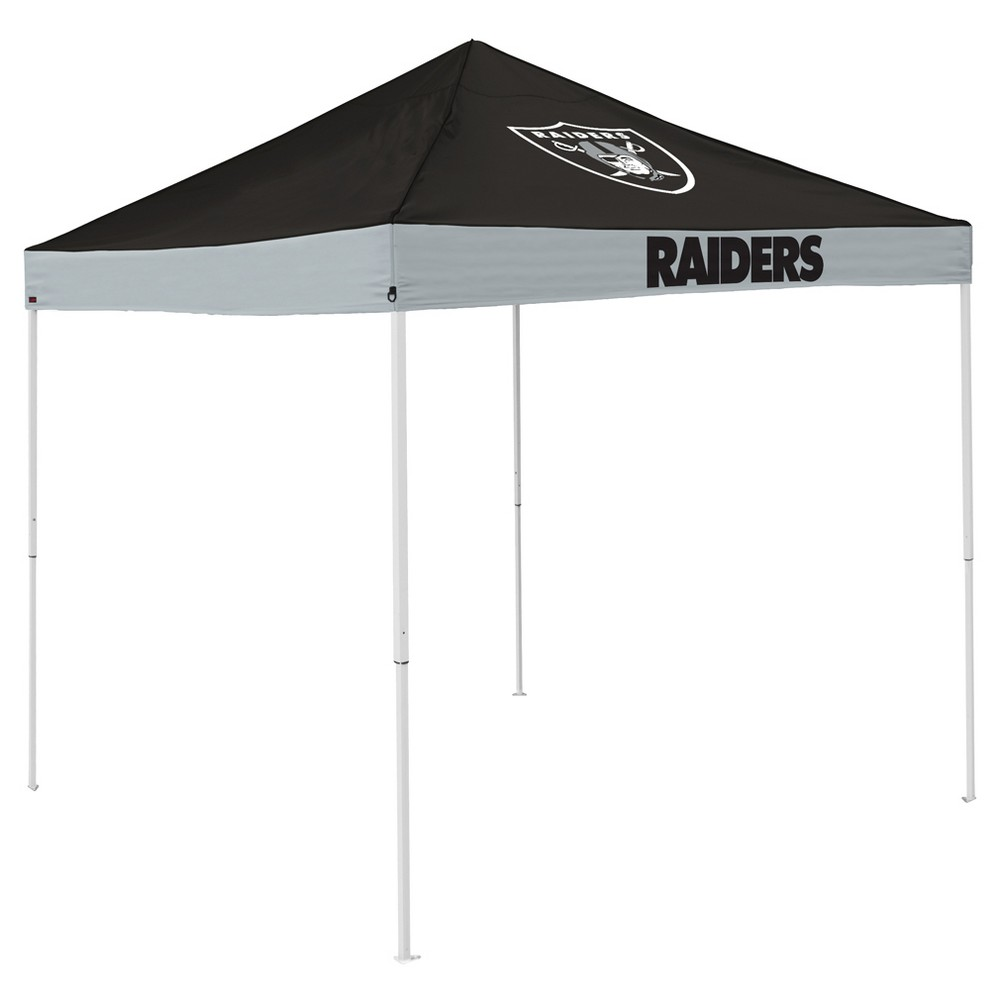 NFL Oakland Raiders 9x9' Gameday Canopy Tent