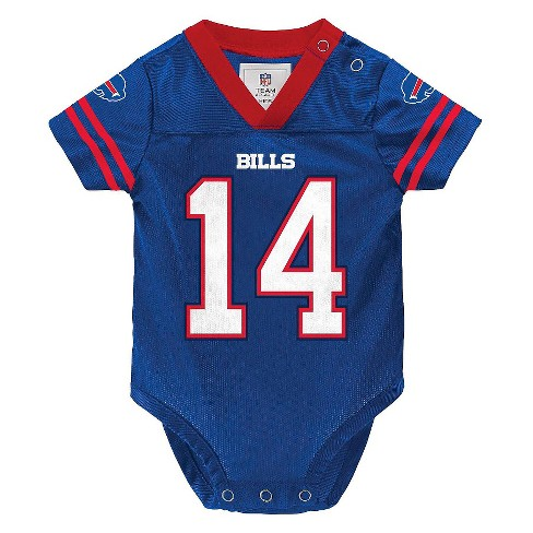 best loved 9d71a d0aa5 Buffalo Bills Toddler/Infant Jersey Body Suit 3-6 M