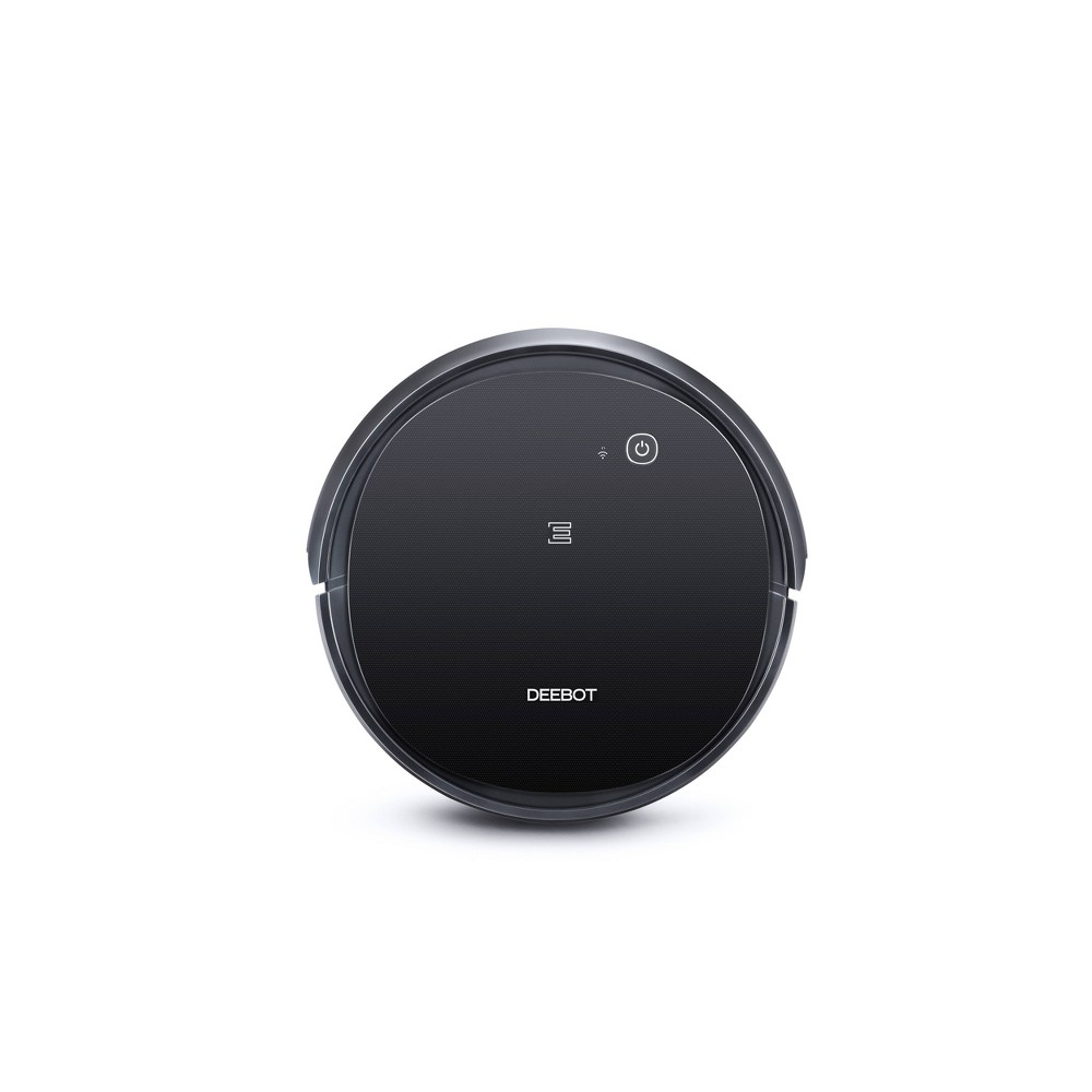 Ecovacs DEEBOT 500 Wi-Fi and App Controlled Robot Vacuum - Black