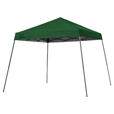 Quik Shade Straight Leg Instatn Shelter Green Target