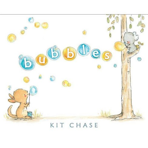 Bubbles - by  Kit Chase (Hardcover) - image 1 of 1