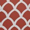 Durango Printed Geometric Sateen Woven Room Darkening Grommet Top Window Curtain Panel Pair - Exclusive Home™ - image 3 of 4