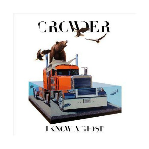 Crowder - I Know A Ghost (CD) - image 1 of 1