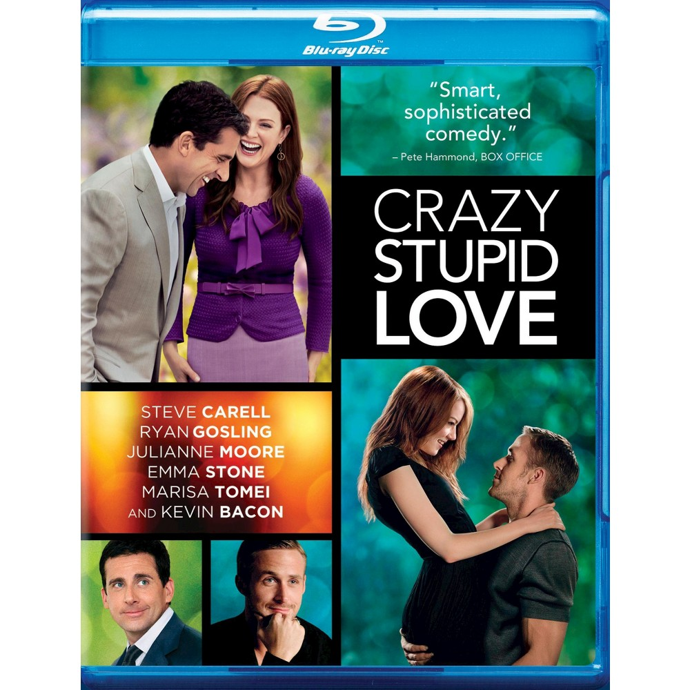 Crazy, Stupid, Love. (With Movie Cash) (Blu-ray)