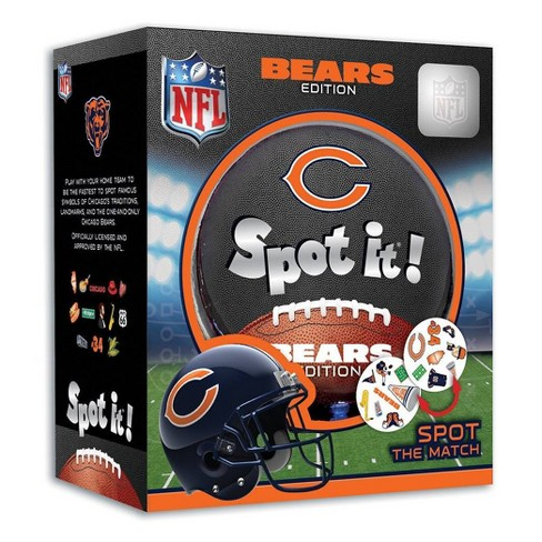 NFL Chicago Bears Spot It Game - image 1 of 3