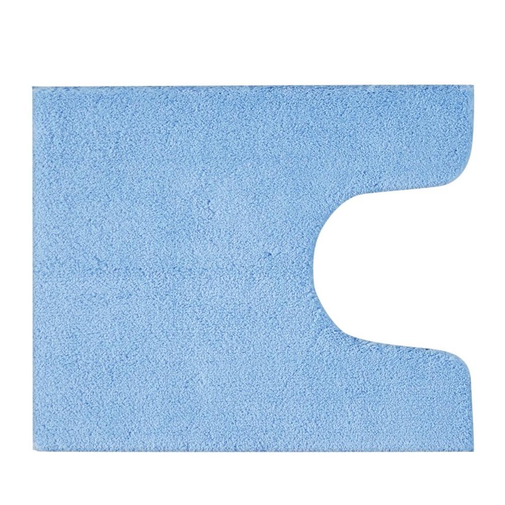 "Image of ""20""""x24"""" Marshmallow Bath Rug Blue"""