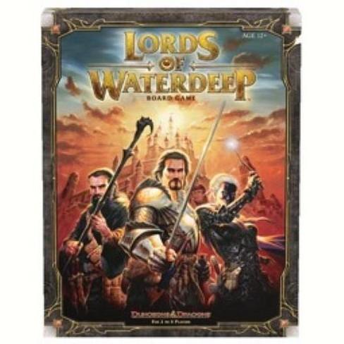 Lords of Waterdeep Board Game - image 1 of 3