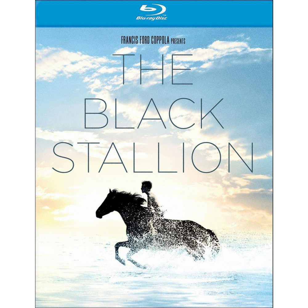 Black Stallion (Blu-ray), Movies