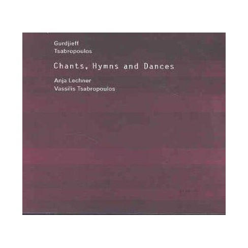 Gurdjieff, Tsabropoulos: Chants, Hymns and Dances (CD) - image 1 of 1