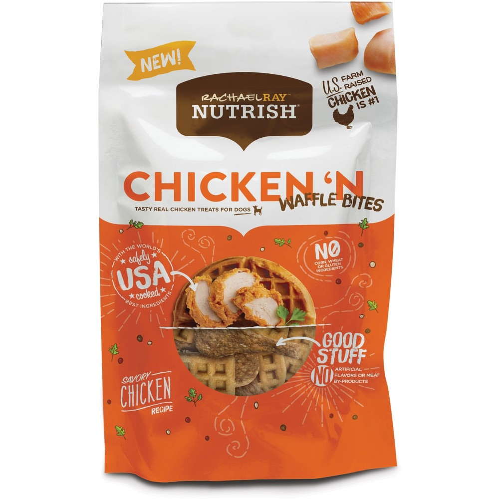 Rachael Ray Nutrish - Chicken & Waffles Bites For Dogs