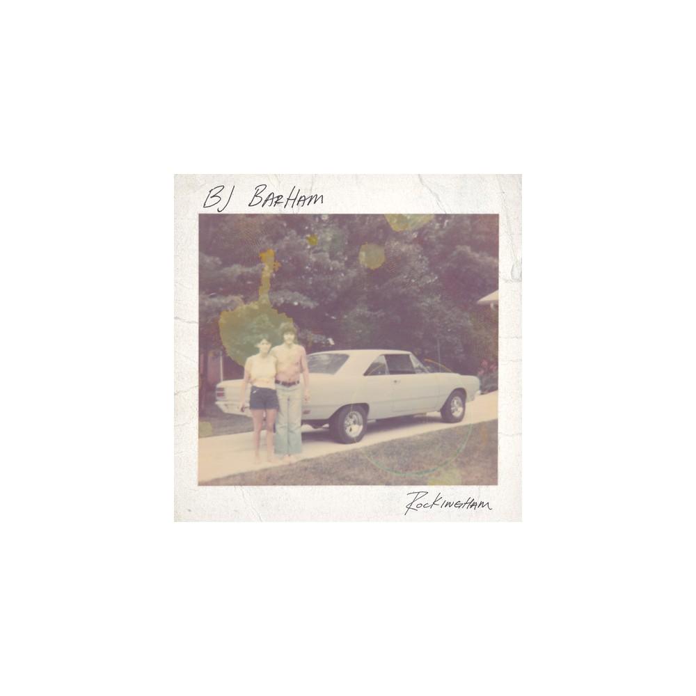 B.J. Barham - Rockingham (CD)