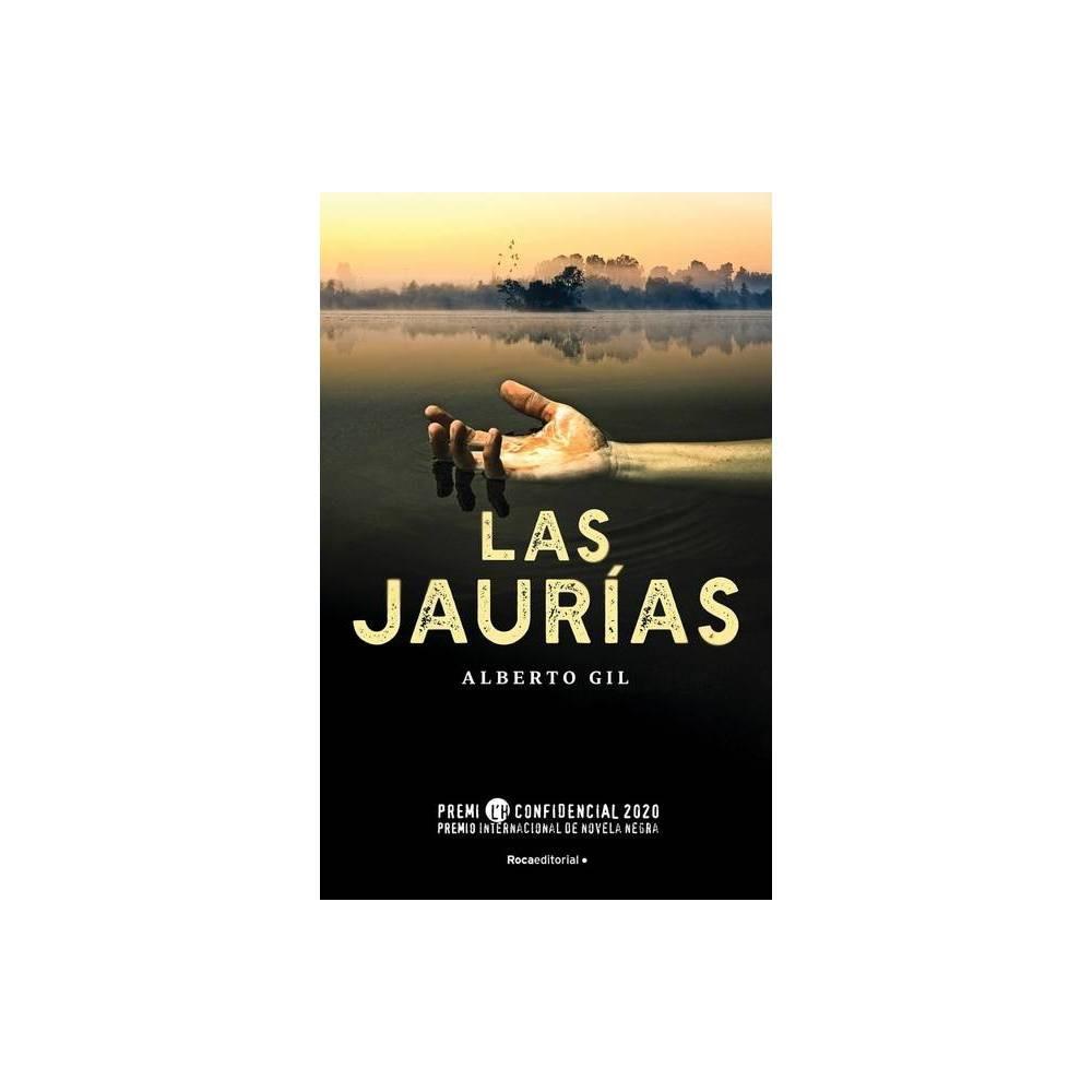 Las Jaurias By Alberto Gil Paperback
