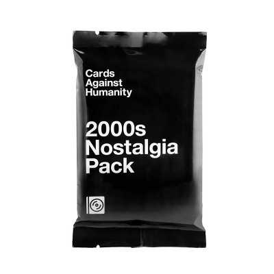 Cards Against Humanity 2000's Pack Card Game