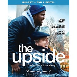 The Upside (Blu-Ray + DVD + Digital)