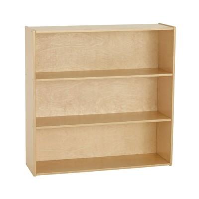 Birch Streamline 2-Shelf Storage Cabinet with Back