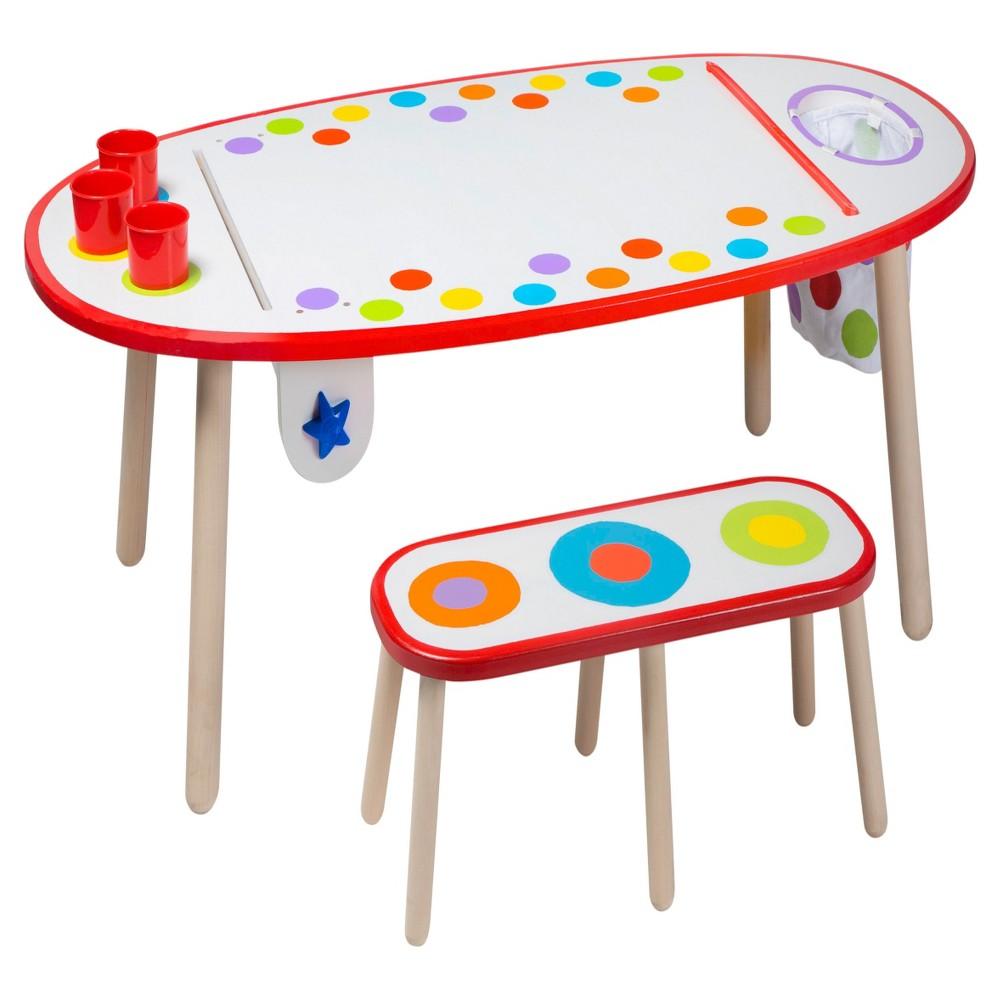 Alex Toys Artist Studio Super Art Table, Multi-Colored