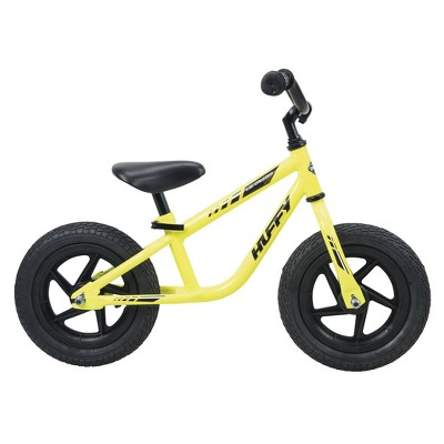 "Huffy Lil Cruizer 12"" Kids' Balance Bike - Neon Volt"