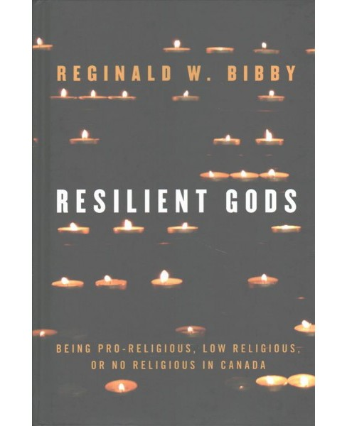 Resilient Gods : Being Pro-Religious, Low Religious, or No Religious in Canada (Hardcover) (Reginald W. - image 1 of 1