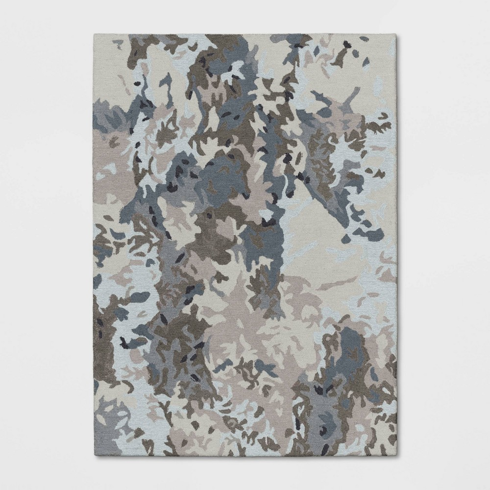 7'x10' Aronia Abstract Rug Camo - Opalhouse was $359.99 now $179.99 (50.0% off)
