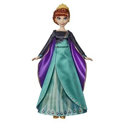 Disney Frozen 2 Musical Adventure Anna Doll