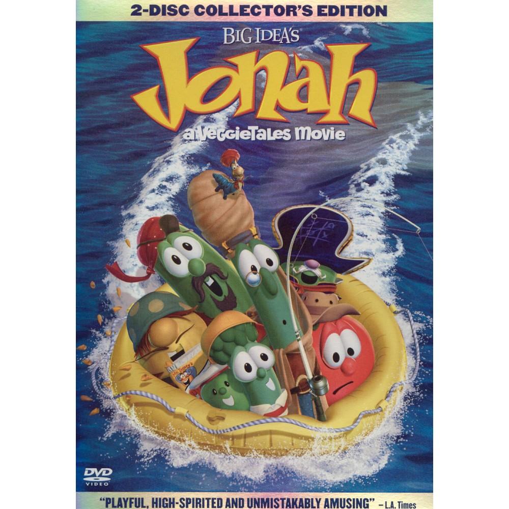 Jonah: A Veggie Tales Movie (2 Discs) (dvd_video)