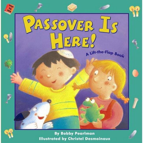 Passover Is Here! - by  Bobby Pearlman (Paperback) - image 1 of 1