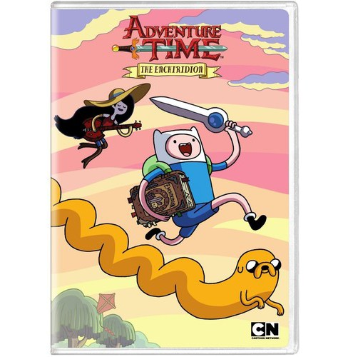 Adventure Time:Enchiridion V10 (DVD) - image 1 of 1